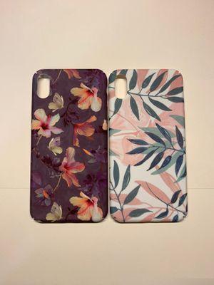 iPhone X/XS, XS MAX case for Sale in Anaheim, CA