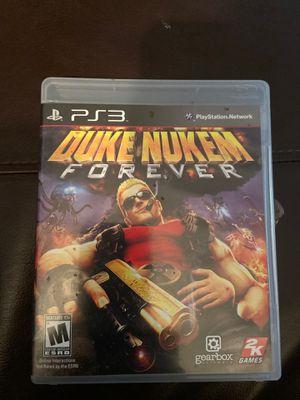 Duke Nukem Forever ZpS3 for Sale in Tucson, AZ