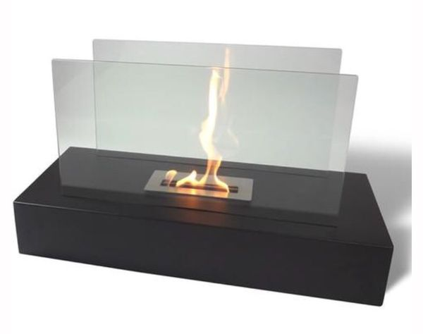 Free Standing Nu-Flame Fiamme Ethanol Fireplace