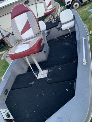 Boat and trailer for Sale in Houston, TX