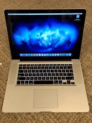 MacBook Pro 15 for Sale in San Francisco, CA