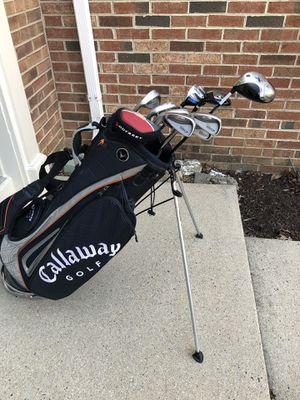 Complete Golf set and bag - left handed LH Lefty for Sale in West Springfield, VA