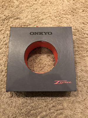 Onkyo Trainer ES-BT1 Bluetooth Headphones for Sale in Woodway, WA