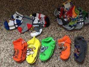 Toddler boy socks for Sale in Alexandria, VA