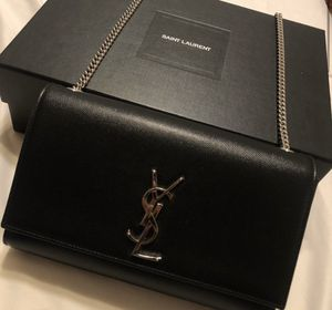 YSL Kate bag silver for Sale in Boston, MA