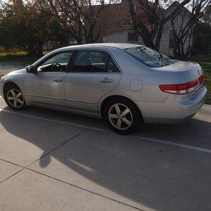 2003 Honda Accord ex for Sale in Baldwin Park, CA