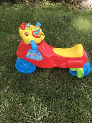 V tech 2-in-1 learn and zoom motorbike for Sale in Oregon City, OR