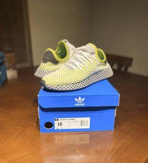 Adidas Deerupt men size 10 for Sale in Phoenix, AZ