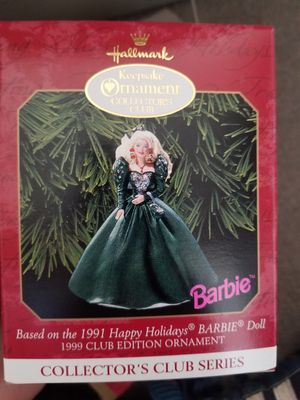 1999 Happy Holidays Barbie for Sale in Fremont, CA