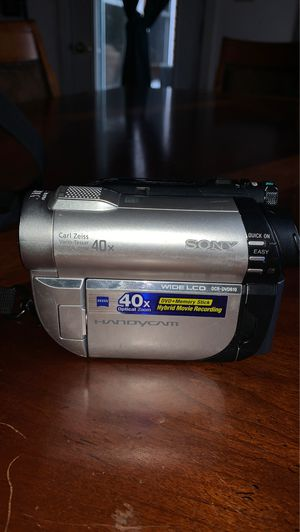 Handy cam Sony for Sale in Springville, PA