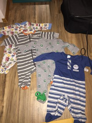 Baby boy clothes bundle for Sale in Portland, OR