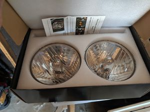 OEM Jeep Wrangler headlights for Sale in Lakewood, CO