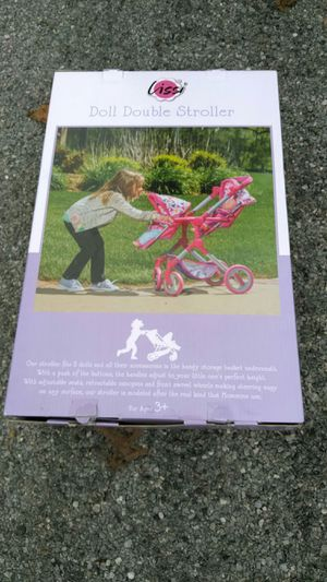 New in box Lissi doll double stroller for Sale in Freedom, PA