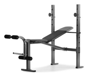Multi-Position Weight Bench with Leg Developer for Sale in Santa Clarita, CA