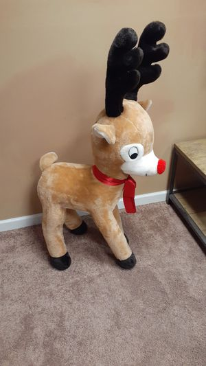 Rudolph decor for Sale in Woonsocket, RI