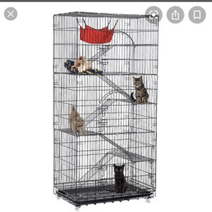 Audew 6 Tier Bird/cat/small Dog Cages For Sale for Sale in Brooklyn, NY