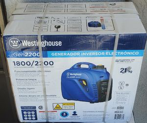 Westinghouse Generator for Sale in Beaumont, CA