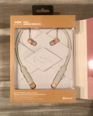 """NEW - House of Marley, """"Smile Jamaica"""", Wireless Bluetooth Earbuds for Sale in Lincoln, NE"""