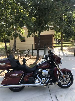 2016 Harley-Davidson Touring Electra Glide® Ultra Limited for Sale in Natalia, TX