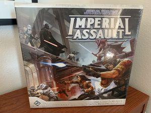 Star Wars Imperial Assault Board Game (Fantasy Flight Games) NEW SEALED! for Sale in Las Vegas, NV