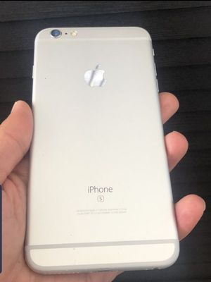 """iPhone 6S 32GB FACTORY UNLOCKED"""" Like new with warranty for Sale in Silver Spring, MD"""