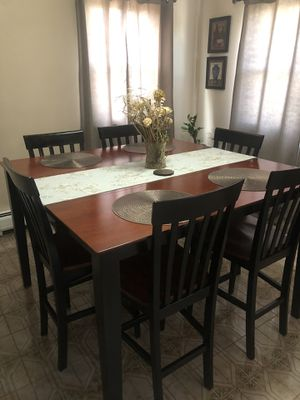 Dining Table- 8 Pieces for Sale in Secaucus, NJ