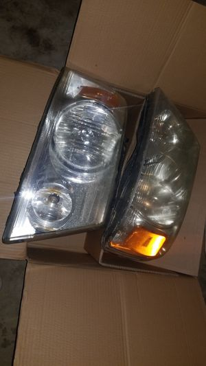 Used ford f150 headlights for Sale in Acworth, GA