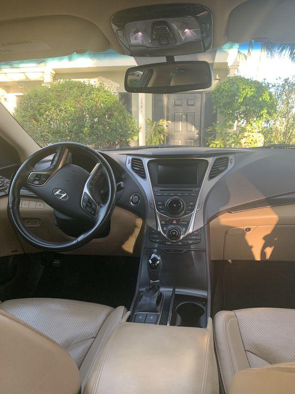 2012 Hyundai Azera 3.8l Sedan
