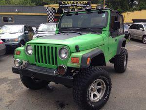 1997 Jeep Wrangler LIFTED for Sale in Woodbridge, VA