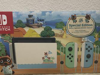 Nintendo Switch - Animal Crossing Special Edition for Sale in Pasadena,  CA