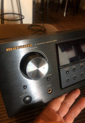 Marantz receiver has all the bells and whistles. Xm ready for Sale in Phoenix, AZ
