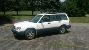 NOT A MANUAL TRANSMISSION, Subaru Forester 1998 very good condition for Sale in Lawrence, IN
