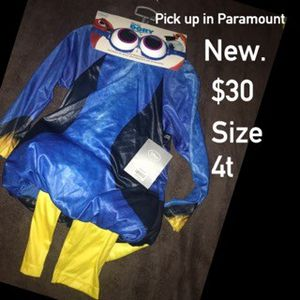 Finding dory costume for Sale in Paramount, CA
