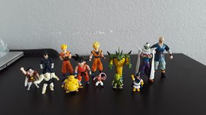 Dragon ball z action figures for Sale in San Diego, CA