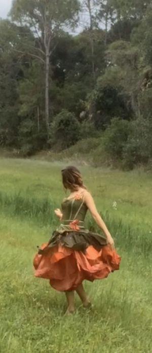 HUGE!!! Flower dress for Weddings/Parties/Halloween for Sale in Vancouver, WA