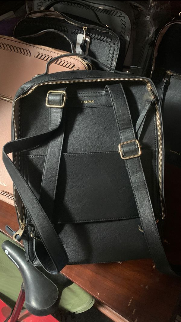 Calpak laptop backpack
