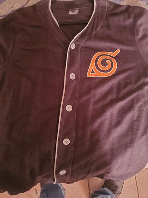 Nartuo Shippuden Team 7 medium baseball tee for Sale in Los Angeles, CA