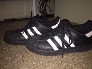 Black adidas for Sale in Cincinnati, OH