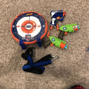 Nerf Target and Guns for Sale in Lakeside, CA