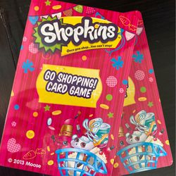 Free Shopkins Card Games for Sale in Los Angeles,  CA