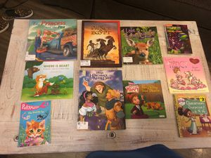 Ten books for Sale in San Antonio, TX