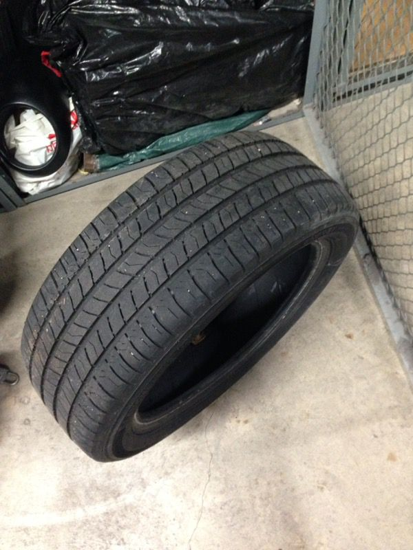 2 Michelin 225 50 r 17 energy tires