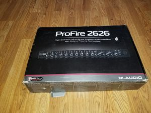 M-Audio firewire Audio interface for Sale in Knoxville, TN
