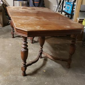 1900s Dinning Table for Sale in Portland, TX