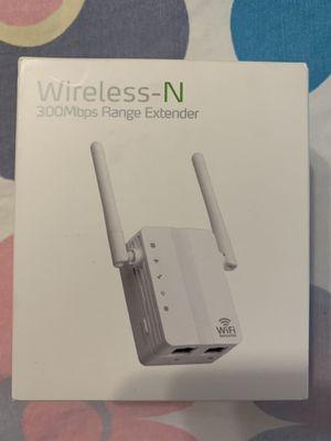 Aigital WiFi Range Extender 300 Mbps Mini Wireless Wi-Fi for Sale in Industry, CA