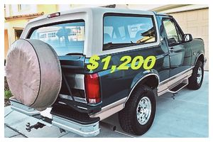 One Owner1996 Ford Bronco for Sale in Hartford, CT