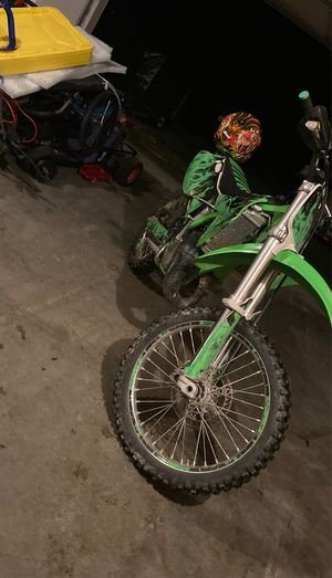 2001 kx125 GOOD CONDITION! for Sale in Stanwood, WA