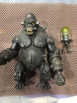 Mezco action figure kriegaffe Hellboy Neca sideshow hot toys for Sale in Los Angeles, CA