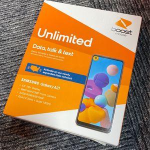 5 Samsung A21 for Sale in Salt Lake City, UT