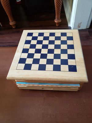 Wooden Puzzles & Game Box for Sale in Galveston, TX